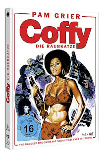 Coffy - Die Raubkatze (Limited Mediabook, Blu-ray+DVD) (1973) [Blu-ray]