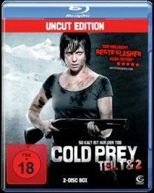 Cold Prey 1&2 (2 Discs) [FSK 18] [Blu-ray]