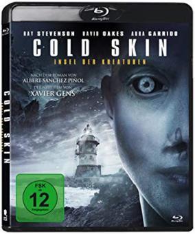 Cold Skin - Insel der Kreaturen (2017) [Blu-ray]