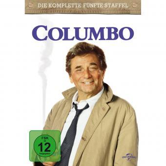 Columbo - Die komplette fünfte Staffel (3 DVDs)