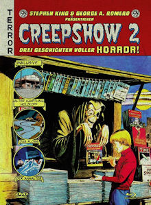 Creepshow 2 (Limited Mediabook, Blu-ray+DVD, Cover B) (1987) [FSK 18] [Blu-ray]