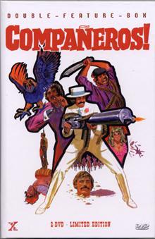 Companeros (Double Feature, 2 DVDs, Große Hartbox, Limitiert auf 1000 Stück) [FSK 18]