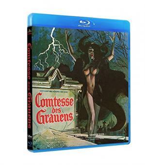 Comtesse des Grauens (1971) [Blu-ray]
