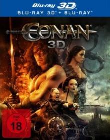 Conan (3D Blu-ray + Blu-ray) (2011) [FSK 18] [3D Blu-ray]