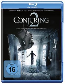 Conjuring 2 (2016) [Blu-ray]