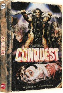 Conquest ((30th Anniversary Edition, 3 Disc Limited Edition, Mediabook) (1983) [FSK 18]