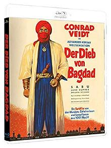 Der Dieb von Bagdad (1940) [Blu-ray]