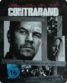 Contraband (Limited Steelbook) (2012) [Blu-ray]