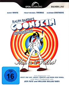 Coonskin (1975) [FSK 18] [Blu-ray]