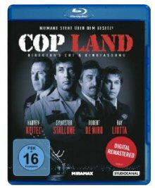 Copland (Remastered, Director's Cut) (1997) [Blu-ray]