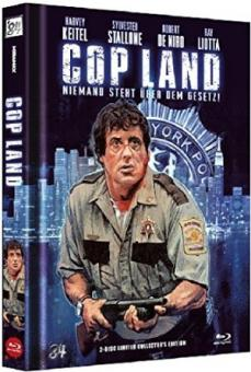 Copland (Limited Mediabook, Director's Cut+Kinofassung, Blu-ray+DVD, Cover A) (1997) [Blu-ray]