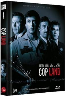 Copland (Limited Mediabook, Director's Cut+Kinofassung, Blu-ray+DVD, Cover B) (1997) [Blu-ray]