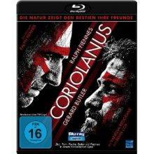 Coriolanus (2011) [Blu-ray]