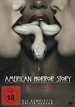 American Horror Story - Season 3 (4 DVDs) [FSK 18]
