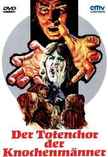 Der Totenchor der Knochenmänner (Cover A) (1972) [FSK 18]