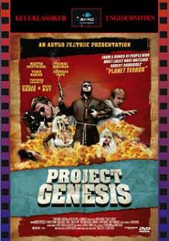 Project Genesis (Limited Edition, Cover C) (2010) [FSK 18]