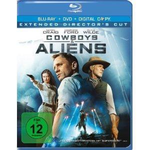 Cowboys & Aliens - Extended Cut (2011) [Blu-ray]