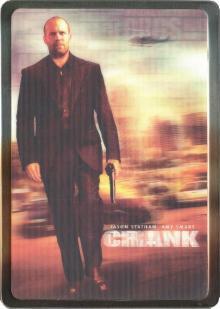 Crank (Special Edition, 2 DVDs im MetalPak) (2006) [FSK 18]