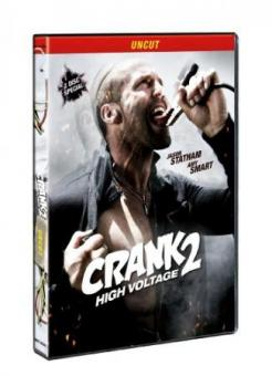 Crank 2: High Voltage (Special Edition, 2 DVDs, Uncut) (2009) [FSK 18]