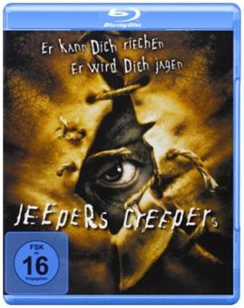 Jeepers Creepers (2001) [Blu-ray]