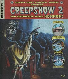 Creepshow 2 (im Schuber, Uncut) (1987) [FSK 18] [Blu-ray]