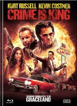 Crime Is King - 3000 Meilen bis Graceland (Limited Mediabook, Blu-ray+DVD, Cover D) (2001) [Blu-ray]