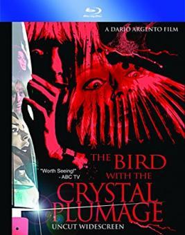 The Bird With the Crystal Plumage - Das Geheimnis der schwarzen Handschuhe (1970) [US Import] [Blu-ray]