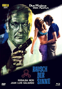 Rausch der Sinne (Limited Mediabook, Blu-ray+2 DVDs, Cover B) (1971) [FSK 18] [Blu-ray]