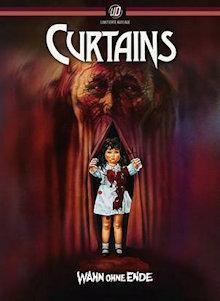 Curtains - Wahn ohne Ende (Limited Mediabook, Blu-ray+DVD) (1983) [FSK 18] [Blu-ray]
