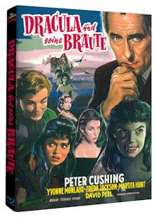 Dracula und seine Bräute (Limited Mediabook, Cover B) (1960) [Blu-ray] [Gebraucht - Zustand (Sehr Gut)]