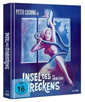 Insel des Schreckens (Limited Mediabook, Blu-ray+DVD, Cover B) (1966) [Blu-ray]