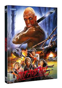 Cut and Run (Limited Mediabook, Blu-ray+DVD, Cover A) (1985) [FSK 18] [Blu-ray]
