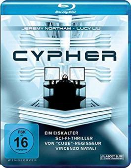 Cypher (2002) [Blu-ray]