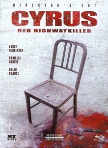 Cyrus - The Highway Killer (Limited Mediabook, Blu-ray+DVD) (2010) [FSK 18] [Blu-ray]