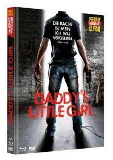 Daddy's Little Girl (Limited Mediabook Edition, Blu-ray+DVD, Uncut) (2013) [FSK 18] [Blu-ray]