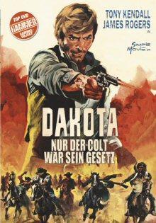 Dakota - Nur der Colt war sein Gesetz (Cover A) (1971) [FSK 18]