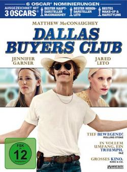 Dallas Buyers Club (2 Disc Mediabook Edition, Blu-ray+DVD) (2013) [Blu-ray]