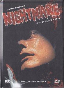 Nightmare in a Damaged Brain (2 Disc Special Edition, Mediabook) (1981) [FSK 18]