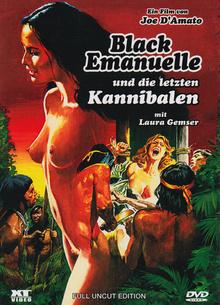 Black Emanuelle und die letzten Kannibalen (Kleine Hartbox, Cover B) (1977) [FSK 18]