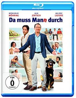 Da muss Mann durch (2015) [Blu-ray]