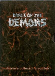 Dance of the Demons (Ultimate Collector's Edition, 3 DVDs) [FSK 18] [Gebraucht - Zustand (Sehr Gut)]