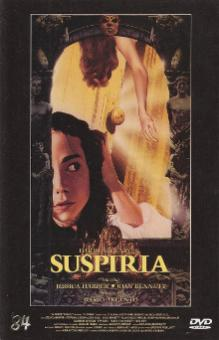 Suspiria (Unrated, große Hartbox, Cover F) (1977) [FSK 18]