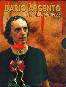 Dario Argento - The Masterpieces (Uncut, 4 DVDs) [FSK 18]