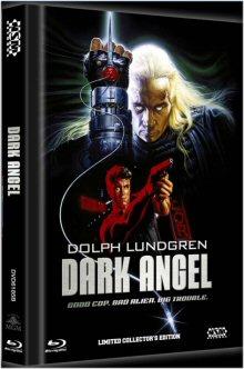 Dark Angel (Limited Mediabook, Blu-ray+DVD, Cover B) (1990) [FSK 18] [Blu-ray]