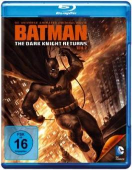 Batman: The Dark Knight Returns, Teil 2 (2013) [Blu-ray]