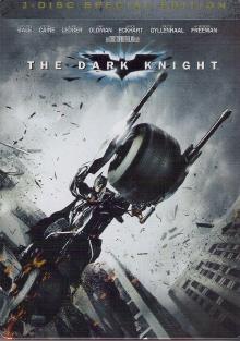 Batman - The Dark Knight (2 DVDs Special Edition im Steelbook) (2008)