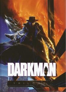 Darkman Trilogy (Limited Mediabook, 4 Discs, Cover A) [FSK 18] [Blu-ray] [Gebraucht - Zustand (Sehr Gut)]