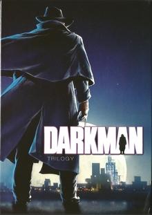 Darkman Trilogy (Limited Mediabook, 4 Discs, Cover B) [FSK 18] [Blu-ray]