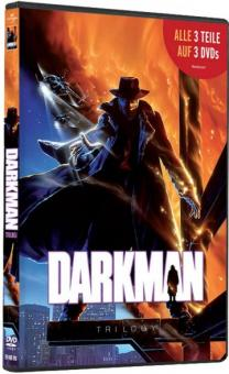 Darkman - Trilogy (3 DVDs) [FSK 18]