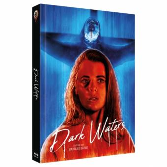 Dark Waters (3 Disc Limited Mediabook, Blu-ray+2 DVDs, Cover A) (1993) [FSK 18] [Blu-ray]